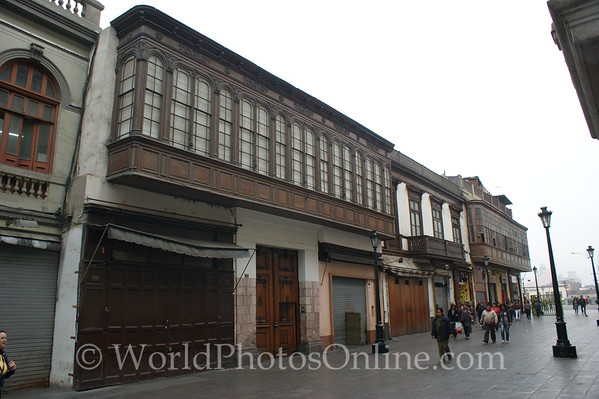 Lima - Aliaga House