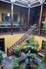 Lima - Aliaga House - Atrium