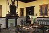 Lima - Aliaga House - Reception Area
