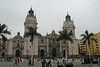 Lima - Plaza Mayor -Cathedral