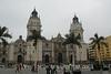 Lima - Plaza Mayor -Cathedral