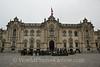 Lima - Plaza Mayor - Government Palace