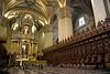 Lima - Cathedral - Main Altar and Raredos