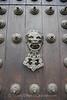 Lima - Cathedral - Door Knocker