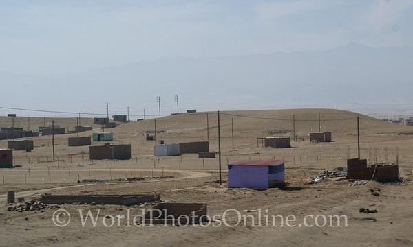 South of Lima - Squatter Town