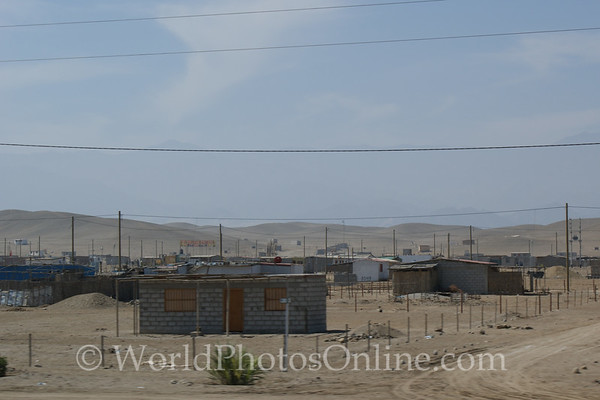 South of Lima - Shanty Town