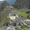 Panarama of Machu Picchu