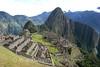Machu Picchu from Guardhouse