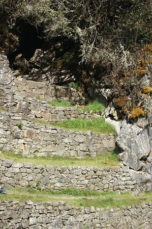 Inca Trail - Sun Gate Tomb