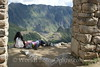 Inca Trail - Sun Gate view of Machu Picchu