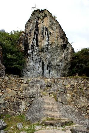 Inca Trail - Sacred Rock