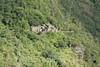 Inca Trail - half way between Machu Picchu and Sun Gate 1