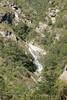 Waterfall next to Inca Terraces
