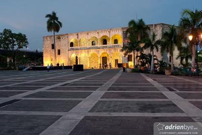 The Zona Colonial in Santo Domingo