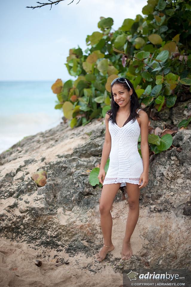 Caribbean girl!