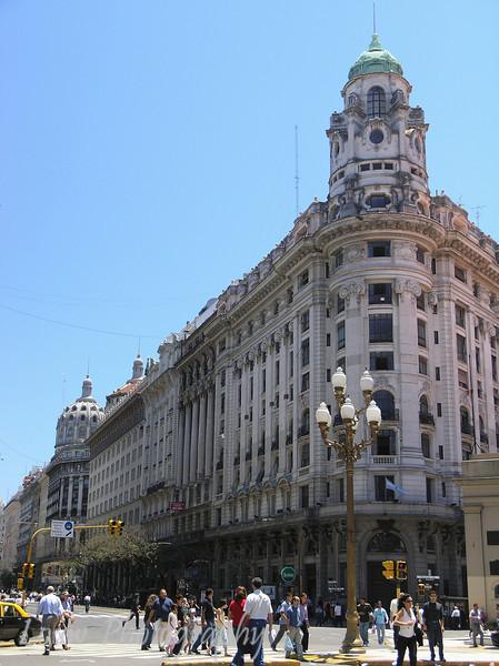 Avenida Roque Sáenz Peña, Buenos Aires, Argentina