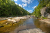 Wilsons Creek - Beginning in Grandfather Mountain as part of the Blue Ridge Mountain range Wilsons Creek is a historic waterway as well as great trout fishing area.   Many mountain beaches are found along this creek.