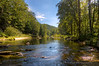 Wilsons Creek - Beginning in Grandfather Mountain as part of the Blue Ridge Mountain range Wilsons Creek is a historic area as well as great trout fishing spot!   Many mountain beaches are found along this creek.