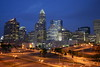 Charlotte, NC Skyline - Queen City