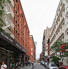 SOHO - near Mercer Street - upscale shopping