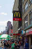 McDonalds in Chinatown