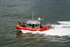 A Coast Guard escort for the Staten Island Ferry - A little dramatic and a huge waste of money.