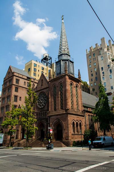 St. James Church - Madison Ave & E71st St.