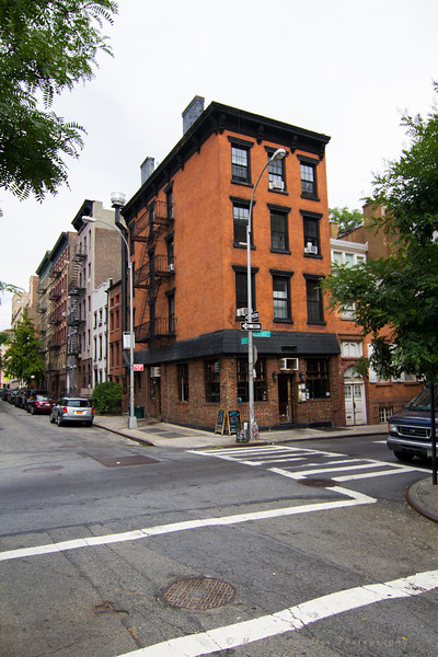 Greenwich Village - Bedford St & Leroy St