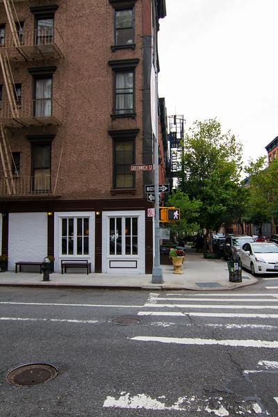 Greenwich St - Greenwich Village