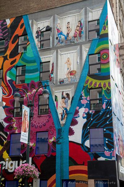 Wall Art - NYC