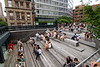 Ampitheatre without a stage - Highline Park