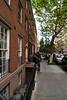 The Brownstones of Greenwich Village