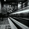Berri-Ugam Metro train - Montreal 2<br /> © Sharon Thomas
