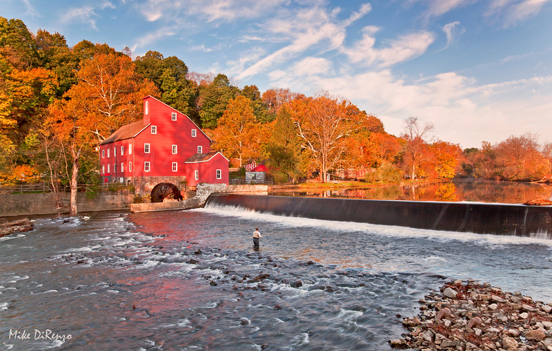 The Red Mill   8545