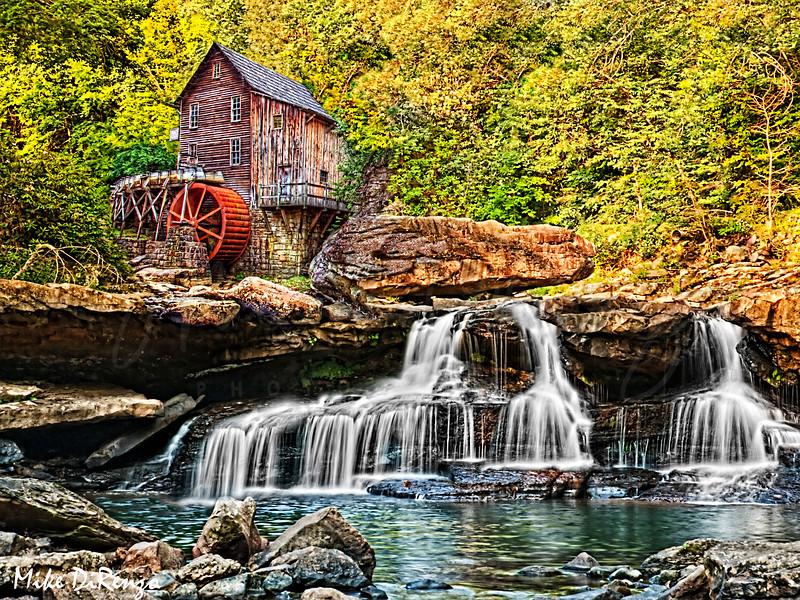 Babcock Mill Falls 0297  w24
