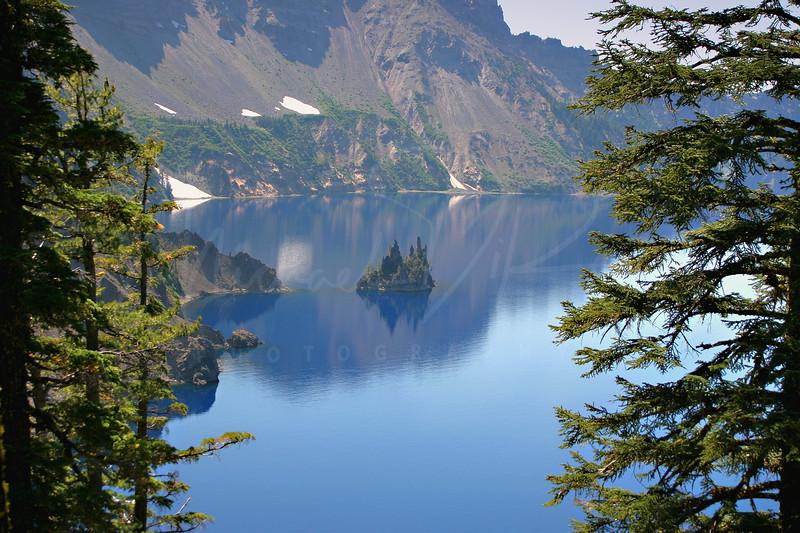 Crater Lake  8537