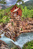 The Crystal Mill - Colorado  1356  w22