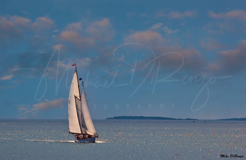 Sailing the Sound  7491 w28
