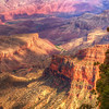 A Short Hike - well not really.  A North Rim trail into the Grand Canyon.