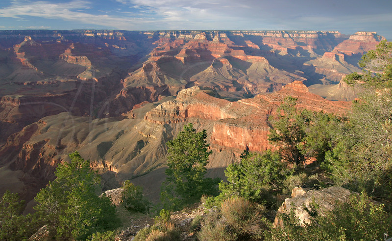 Mather Point - Grand Canyon  2008