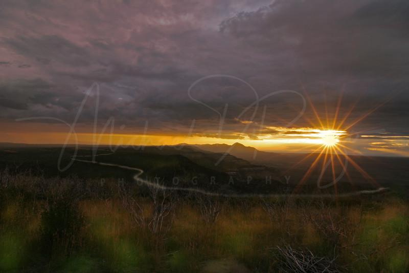 Mesa Verde Sunset 1300