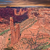 Spider Rock - Canyon De Chelly 7306 w25