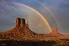 Monument Valley Rainbow 2226 w71