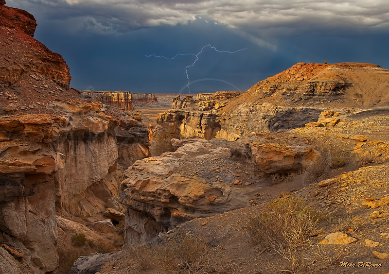 Coal Mine Canyon Lightning  6313  w61