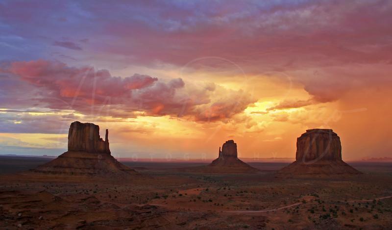 Mesa Sunset  3263