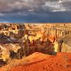 Coal Mine Canyon Sunset 6698 w22