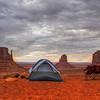 Campsite #25 - Monument Valley  3629  w25