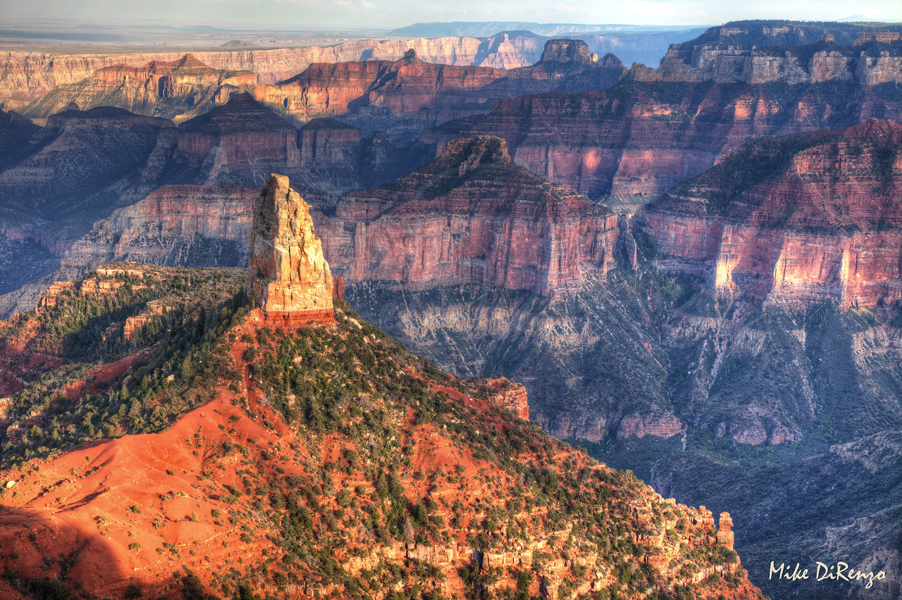 Point Imperial - Grand Canyon  5327  w22
