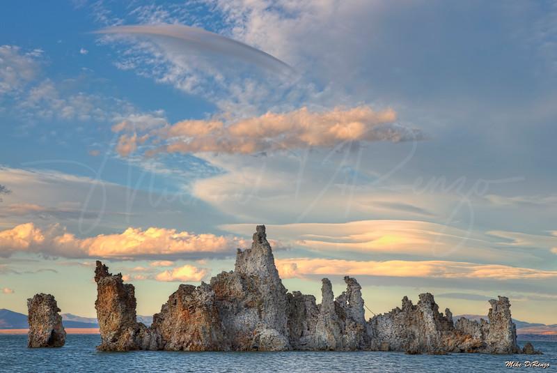 Tufa Island Sunset 5034 w64