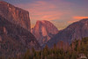 El Capitan and Half Dome at Dusk 0547 w64
